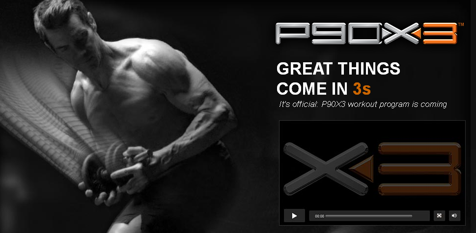 Are You Ready for P90X3? | P90X and Beyond – Never Give Up